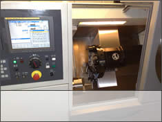 Colchester Tornado CNC Center Turning Machine
