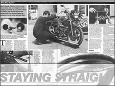 Classic & Motorcycle Mechanics January 1994
