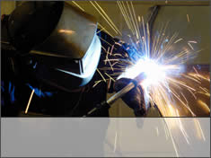 Alloy & Steel welding facilities