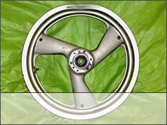 Cast Wheels Can Sustain Damage After An Accident