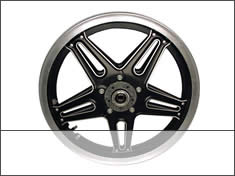Comstar Wheels Can Also Be Repaired